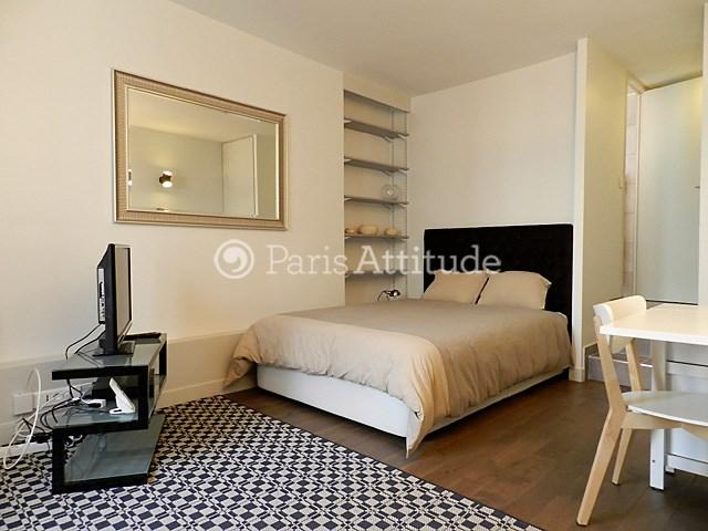 Rent Apartment Studio 19m² rue de Rennes, 75006 Paris
