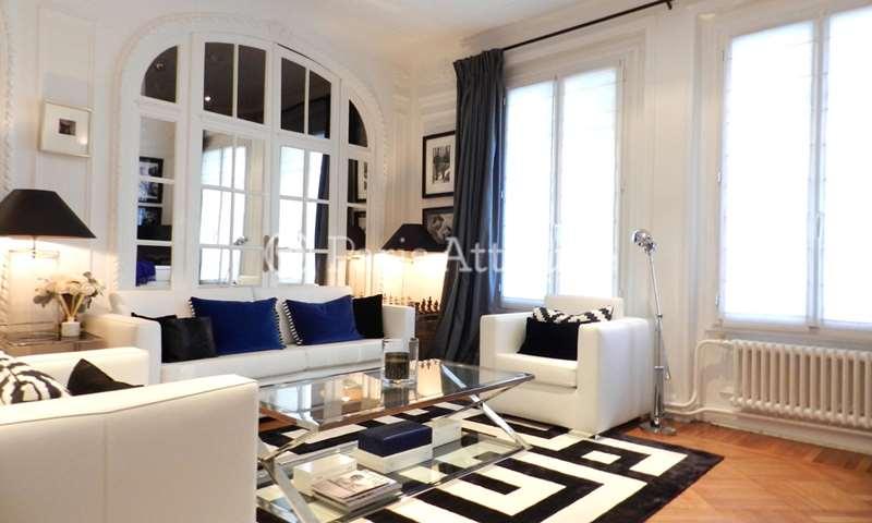Rent Apartment 2 Bedrooms 61m² avenue du President Kennedy, 16 Paris