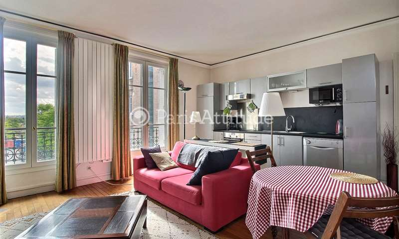 Rent Apartment 1 Bedroom 52m² Boulevard du General Leclerc, 92200 Neuilly sur Seine