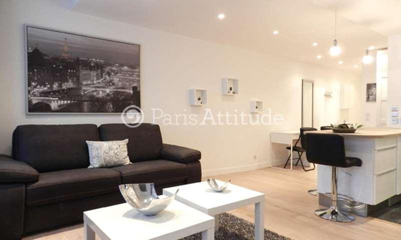 Location Appartement 1 Chambre 40m² rue Poissonniere, 2 Paris