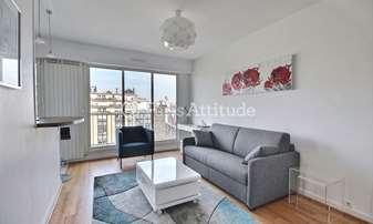 Rent Apartment 1 Bedroom 45m² boulevard de Grenelle, 15 Paris