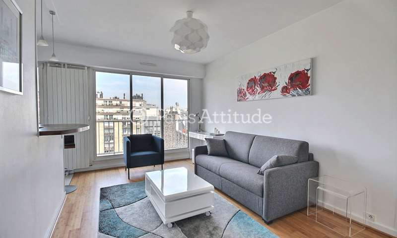 Rent Apartment 1 Bedroom 45m² boulevard de Grenelle, 75015 Paris