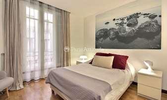 Rent Apartment Studio 23m² avenue Pierre 1er de Serbie, 16 Paris