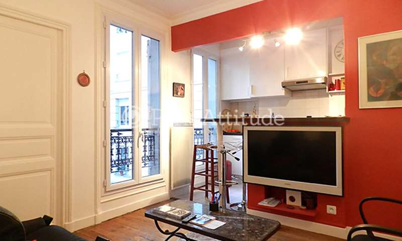 Rent Apartment 1 Bedroom 33m² rue des Plantes, 75014 Paris