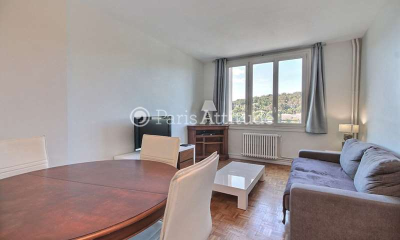 Rent Apartment 1 Bedroom 44m² quai Alphonse le Gallo, 92100 Boulogne Billancourt