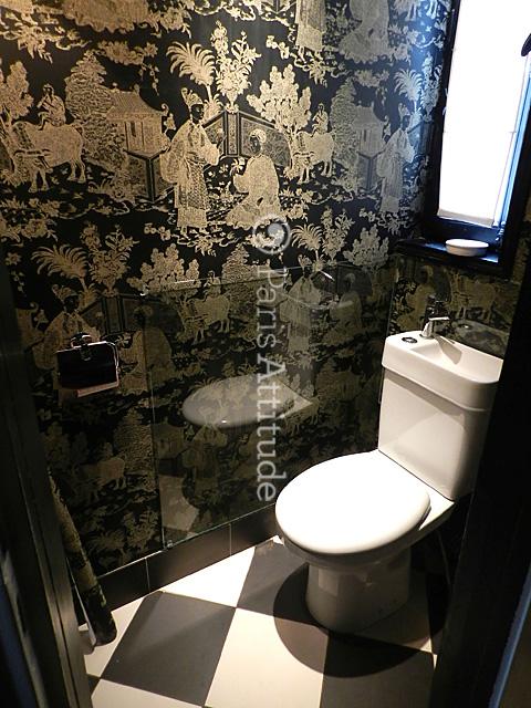 Avis Jonc De Mer Dans Une Chambre : la salle de bain de 7 m² est accolée à la chambre 1 cette pièce …