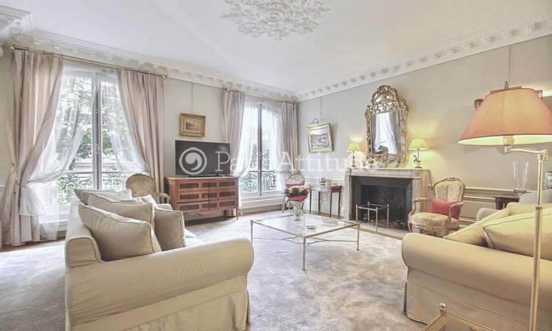 Rent Apartment 3 Bedrooms 150m² avenue Foch, 16 Paris