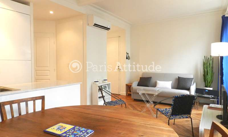 Rent Apartment 1 Bedroom 35m² avenue Parmentier, 75011 Paris