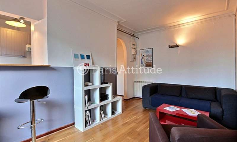 Rent Apartment 1 Bedroom 38m² rue de Lancry, 75010 Paris