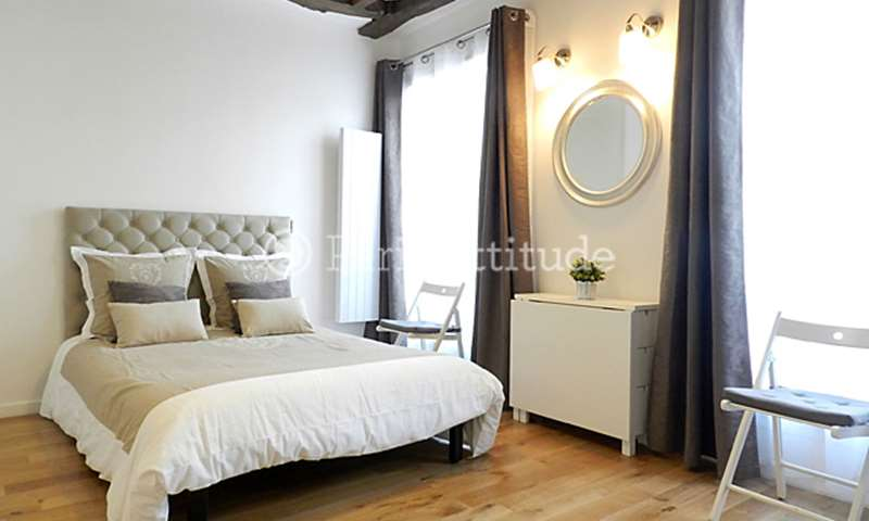 Rent Apartment Studio 20m² rue Notre Dame de Nazareth, 75003 Paris