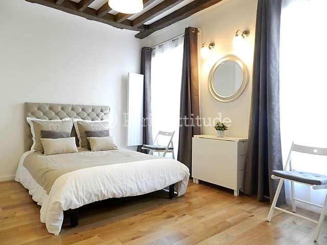 Aluguel Apartamento mobiliado Quitinete 20m² rue Notre Dame de Nazareth, 75003 Paris