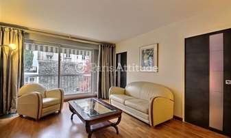 Rent Apartment 1 Bedroom 50m² Villa Compoint, 17 Paris
