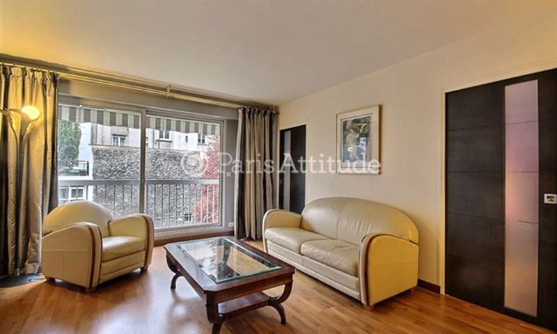 Rent Apartment 1 Bedroom 50m² Villa Compoint, 75017 Paris