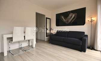 Rent Apartment Studio 25m² rue Boissiere, 16 Paris