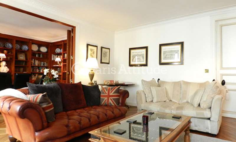 Location Appartement 3 Chambres 123m² rue Jacob, 75006 Paris