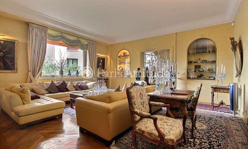 Rent Apartment 5 Bedroom 260m² boulevard Suchet, 75016 Paris
