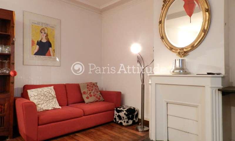 Rent Apartment 1 Bedroom 42m² rue Petion, 11 Paris