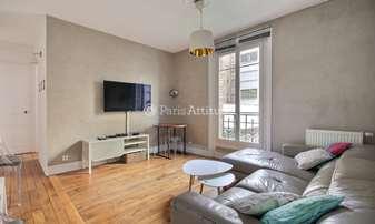 Rent Apartment 2 Bedrooms 49m² rue des Moines, 17 Paris