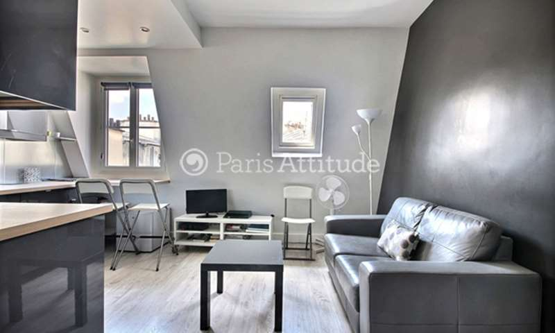 Location Appartement 1 Chambre 31m² boulevard de Courcelles, 75008 Paris
