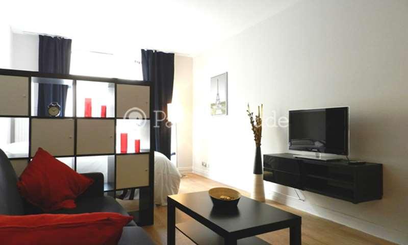 Rent Apartment Studio 30m² avenue Paul Doumer, 16 Paris