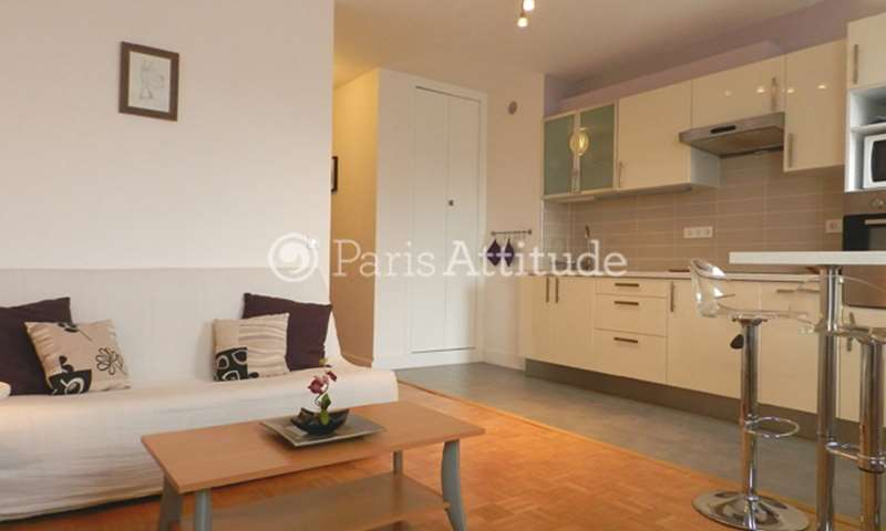 Rent Apartment 1 Bedroom 41m² rue des Favorites, 15 Paris