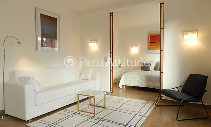 Location Appartement 1 Chambre 48m² rue Parent de Rosan, 75016 Paris