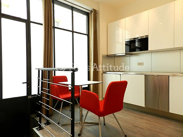 Location Appartement 1 Chambre 24m² rue Saint Joseph, 75002 Paris