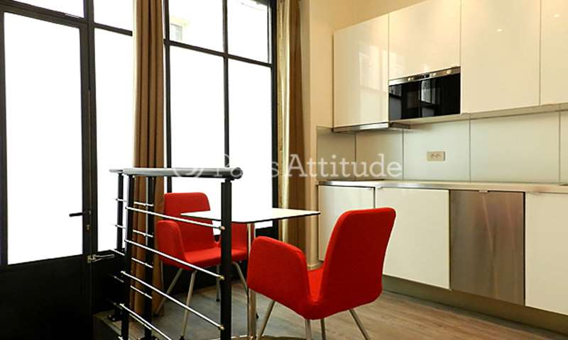 Rent Apartment 1 Bedroom 24m² rue Saint Joseph, 75002 Paris