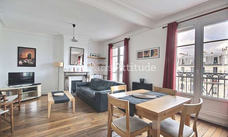 Rent Apartment 1 Bedroom 44m² boulevard Voltaire, 11 Paris