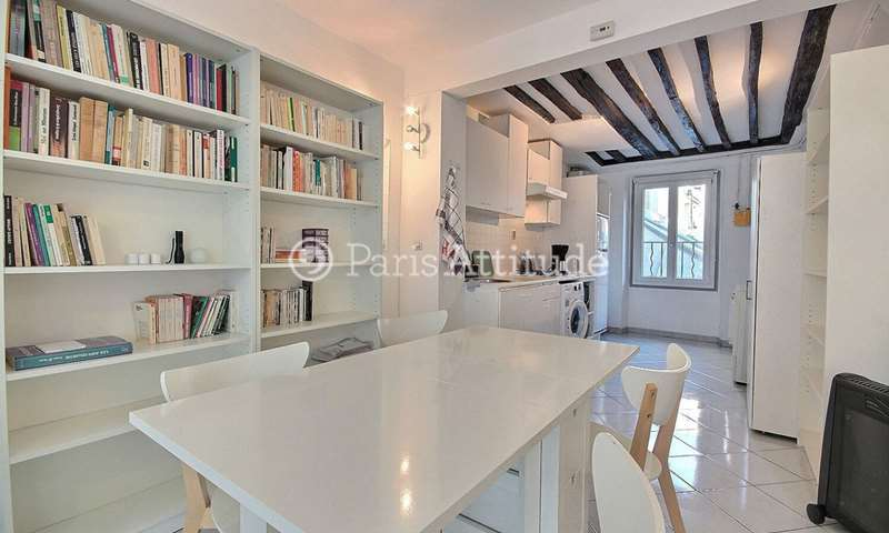Rent Apartment 1 Bedroom 47m² rue Basfroi, 75011 Paris