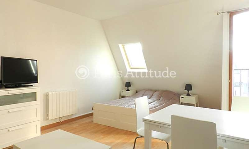 Rent Apartment Studio 27m² rue de Rennes, 6 Paris