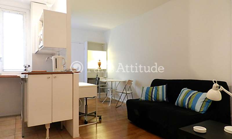 Rent Apartment Studio 20m² rue Jean Goujon, 75008 Paris