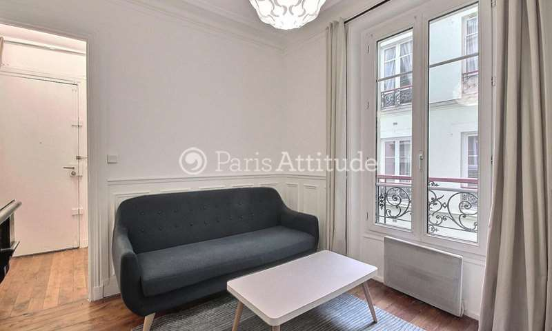 Rent Apartment 1 Bedroom 30m² rue de Courcelles, 75017 Paris