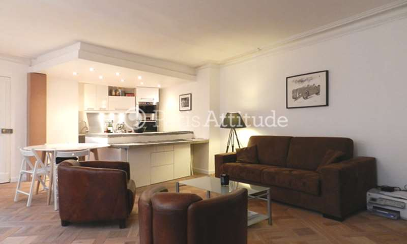 Rent Apartment 1 Bedroom 50m² rue Gaillon, 75002 Paris