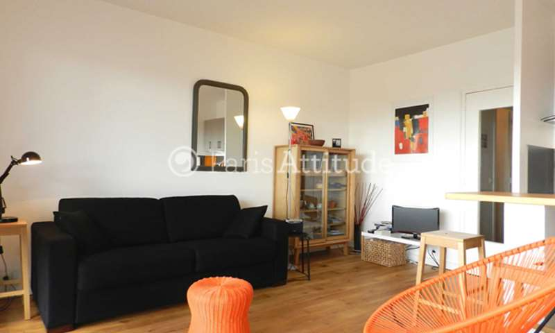 Rent Apartment Studio 28m² rue Beccaria, 12 Paris