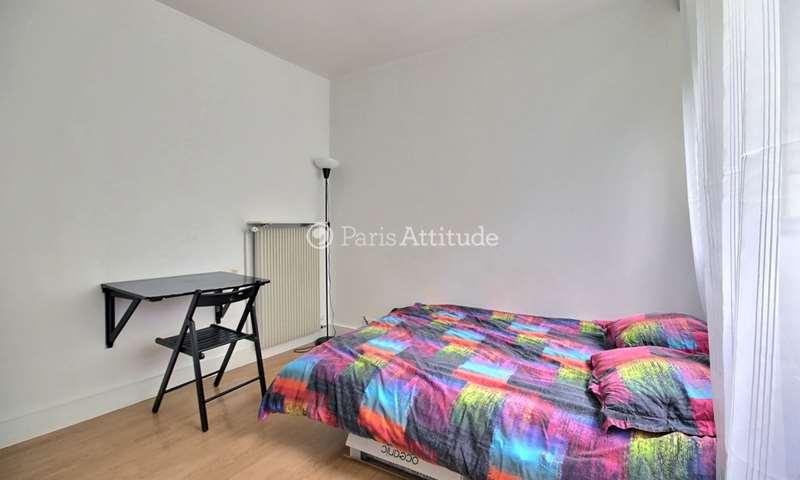 Rent Apartment Studio 18m² Rue Parmentier, 92200 Neuilly sur Seine