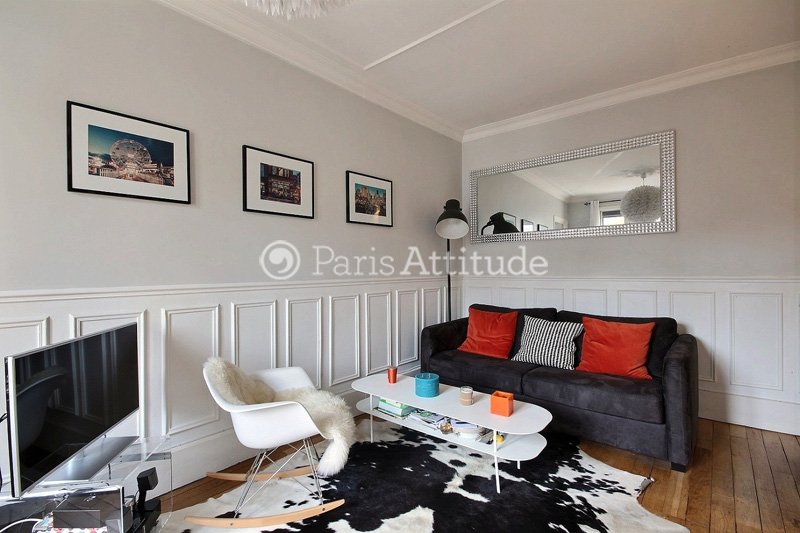 Louer un appartement paris 75017 35m porte de - Chambre de commerce porte de champerret ...