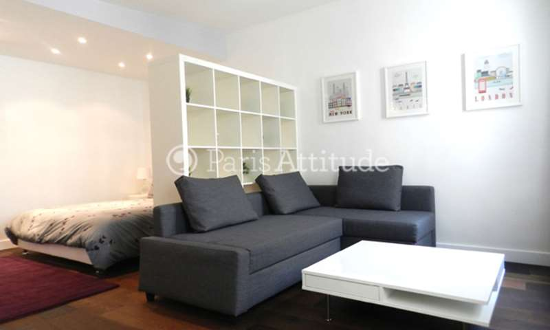 Location Appartement Alcove Studio 37m² rue Mazarine, 75006 Paris
