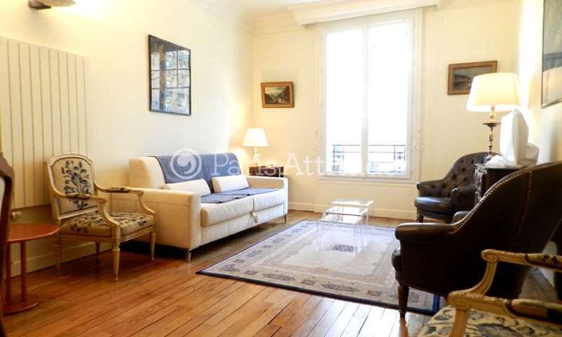 Location Appartement Studio 32m² avenue de La Motte Picquet, 75015 Paris