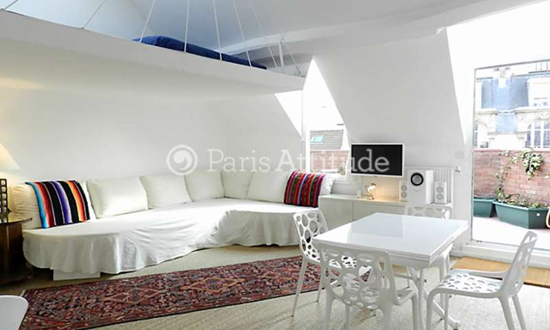 Rent Apartment 1 Bedroom 60m² rue de la Grande Truanderie, 75001 Paris