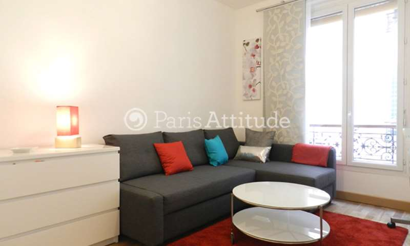 Rent Apartment Studio 25m² rue de Croulebarbe, 75013 Paris