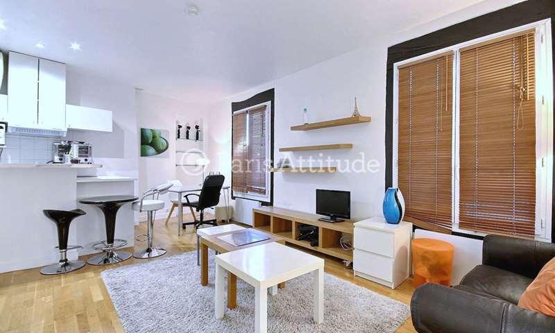 Location Appartement Studio 26m² boulevard de Port Royal, 5 Paris