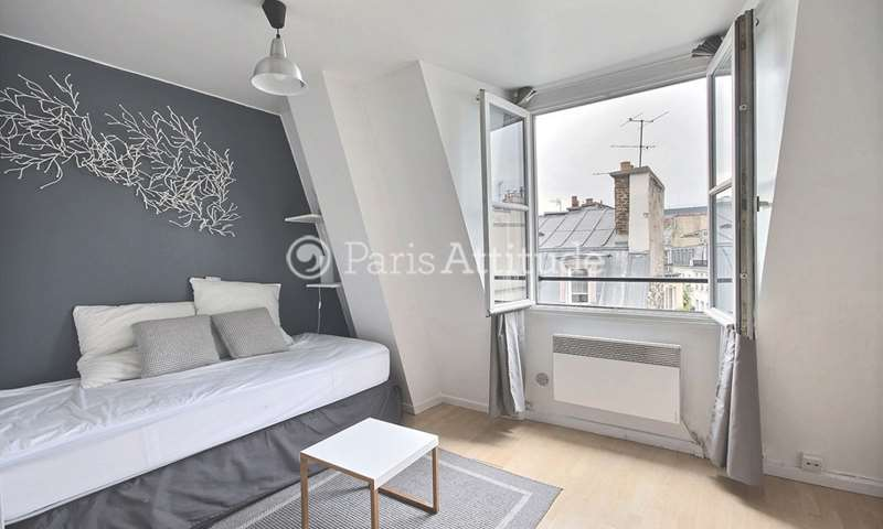 Rent Apartment Studio 17m² rue Monsigny, 2 Paris