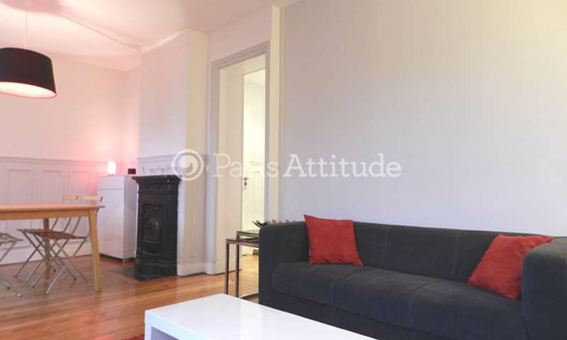 Rent Apartment 1 Bedroom 43m² rue Torricelli, 17 Paris