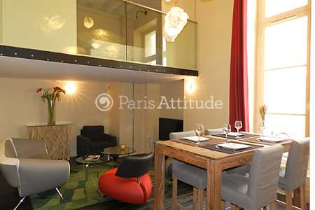 Location meubl e paris longue dur e paris attitude - Location appartement paris meuble longue duree ...