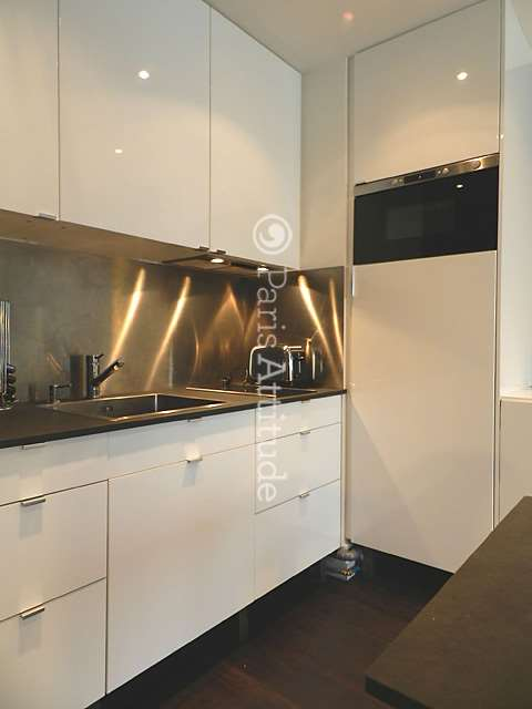 Louer un appartement paris 75017 38m porte de - Chambre de commerce porte de champerret ...
