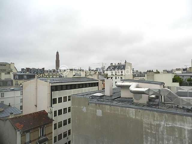 Louer un appartement paris 75017 38m porte de - Location appartement porte de champerret ...