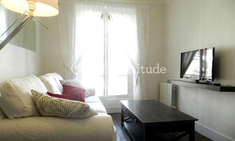 Location Appartement 1 Chambre 34m² rue de Clignancourt, 75018 Paris