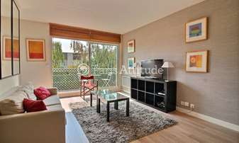 Rent Apartment 1 Bedroom 44m² Rue De Villiers, 92200 Neuilly sur Seine
