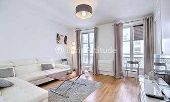 Aluguel Apartamento 1 quarto 36m² Cité de l'Alma, 7 Paris
